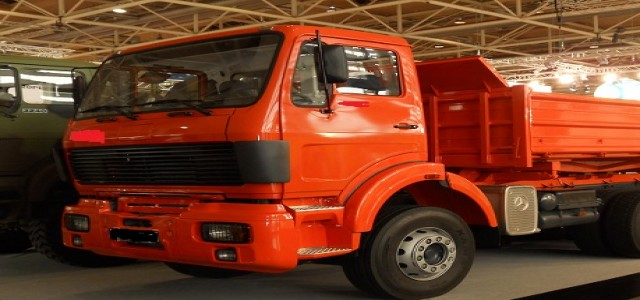 Heavy-Duty Trucks Market Trends Global Industry Analysis, Top Manufacturers, Share, Growth, Statistics, Opportunities & Forecast to 2024
