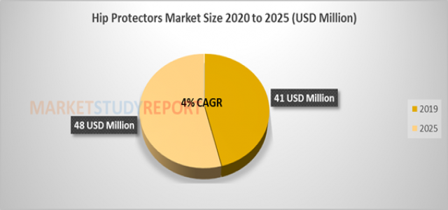 Hip Protectors Market Size | Global Industry Analysis, Segments, Top Key Players, Drivers and Trends to 2025
