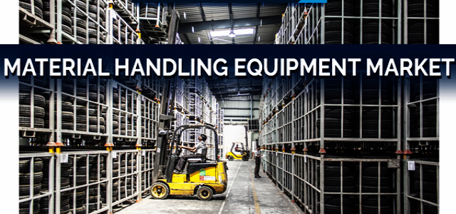 Material handling equipment market to gain significant revenue by 2025