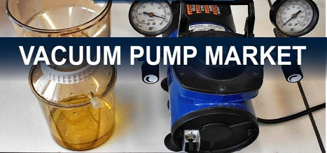Vacuum pumps market to register commendable proceeds during 2020–2026
