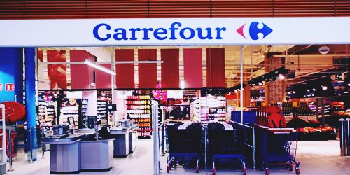 Carrefour to sell its food products online through Google's platform