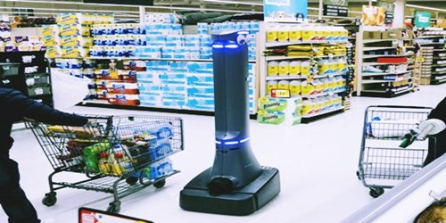 Giant Food Stores to roll out robot Marty across its US grocery stores