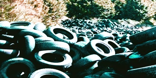New recycling facility set up in Auckland to process used tire waste