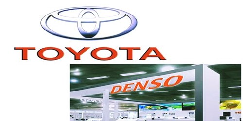 Toyota Motor & Denso to consolidate electronic component operations